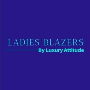 Jackets & Blazers - LADIES BLAZERS section
